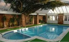 Image result for indoor home pool