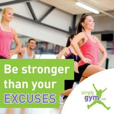 Get stronger with Simply Gym