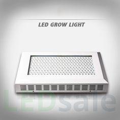 600W Sun LED Vekstlys - 200x3W