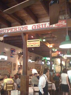 Superior Bar & Grill in Shreveport, Louisiana.  Spent many evenings there in the LSUMC days! Good memories.