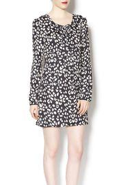 Long Sleeve Dot Dress