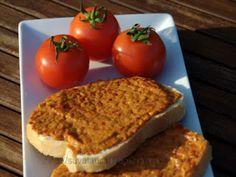 Zacusca dietetica, fara ceapa, poza 1 Baked Potato, Banana Bread, French Toast, Potatoes, Eggs, Baking, Breakfast, Ethnic Recipes, Desserts