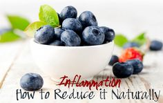 Inflammation – How t