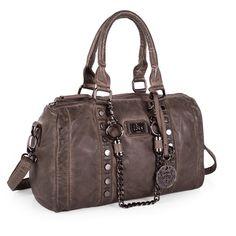 Bolso tipo Bowling de la marca Lois. Bags, Fashion, Satchel Handbags, Purses, Women's Handbags, Shoe, Handbags, Moda, Fashion Styles
