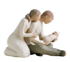 Amazon.com - Willow Tree New Life - Collectible Figurines