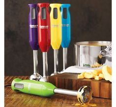 I've been putting my immersion blender to good use & I absolutely love it. Try this delicious recipe I make with mine. Potato Dishes, Veggie Dishes, Side Dishes, Food Network Star, Food Network Recipes, Blender Food Processor, Food Processor Recipes, Immersion Blender Recipes, Hand Held Blender