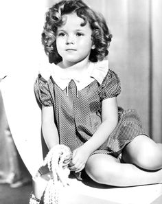 Shirley Temple, Baby Take A Bow (1934)-My daughter did her first recital dance to Baby Take a Bow!