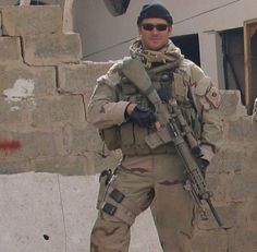 Chris Kyle - Born in Odessa, Texas. U.S. Navy SEAL, deadliest marksman in United States military history, Second Battle of Fallujah. Has 160 confirmed kills out of 255 claimed kills.