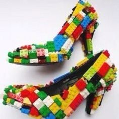 Every mother knows the pain of a Lego to the foot. This Mother's Day, you can help her experience it full-time.
