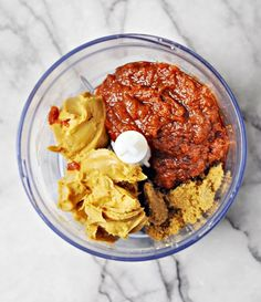 Make Your Own Malaysian Satay Paste - Only 3 Ingredients | fussfreecooking.com