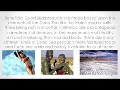 Get a Healthier Skin with Dead Sea Cosmetics Israel