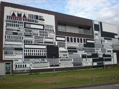 More street art in Rotterdam
