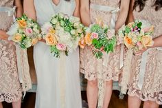 50 of the best wedding bouquets for brides and maids © kerriemitchell.co.uk
