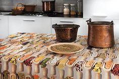 Faţă de masă veselă Fiesta cu model deosebit Vegetables, Party, Vegetable Recipes, Veggie Food, Veggies