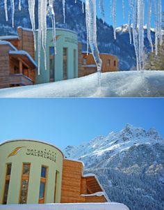 Naturhotel Waldklause | Design Hotel | Laengenfeld | Austria | http://lifestylehotels.net/en/naturhotel-waldklause | Winter, Ice, Snow, Skiing, Enjoy