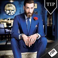 #TipsZull Evita usar trajes demasiado grandes, te harán ver descuidado.