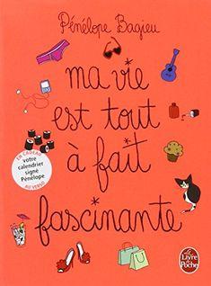 Ma vie est tout a fait fascinante - Edition avec Jacquette/Calendrier de Pénélope Bagieu http://www.amazon.fr/dp/2253131555/ref=cm_sw_r_pi_dp_GfcTub1ASQDE5