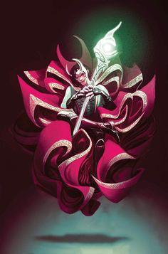 Doctor Loki by Mike Del Mundo