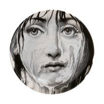 Fornasetti Themes & Variations Plate #174
