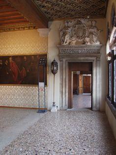Venezia - Palazzo Ducale - Sala degli Scudieri
