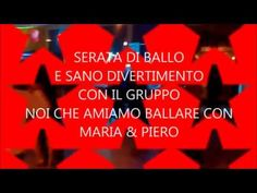 SERATA DI BALLO DIVERTIMENTO CON IL GRUPPO NOI CHE AMIAMO BALLARE CON MA...