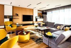 feminine trendy cool apartment interior 3