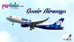 Are you planning for spend your holidays in outside the country but air fare is so high and it harm your budget. You can book you ticket at affordable price through Goiar. It will not hit your budget and you can probably enjoy your journey by Goair airlines.