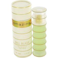 Amazing Perfume Eau De Parfum Spray 3.3 oz #BillBlass