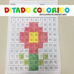 Criar Recriar Ensinar Kids Learning Activities, Teaching Kids, Simple Math, Home Schooling, Math Games, School Teacher, Teacher Resources, Homeschool, Classroom