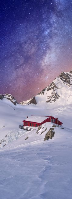 Milky way ~ Mount Cook,New Zealand