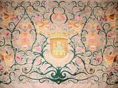 Bordado de  Castelo Branco - Portugal