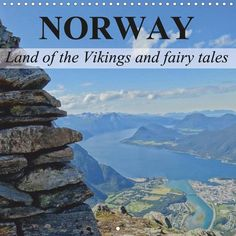 Norway Land of the Vikings and fairy tales - CALVENDO calendar - #norway #calendar #photography