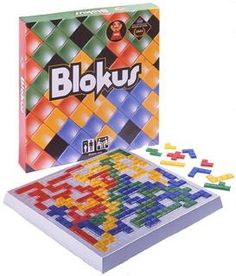 Pull out Blokus on your next family game night! Learn the simple rules to the block game and try to place all your colored pieces on the game board. Fun Mind Games, Fun Games, Games To Play, Family Game Night, Family Games, Board Games For Two, Fun Educational Games, Saint Sauveur, Fun Challenges