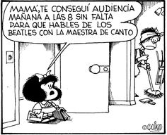 Last strip mafalda