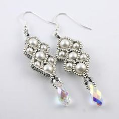 Timeless Treasure Earrings Kit - Beads Gone Wild  - 2