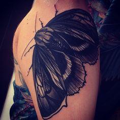 Tattoo done byAndrzej Lipczyński. @_lipa_