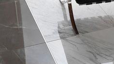 #Porcelánico técnico SOUL y #perfilería decorativa para espacios con carácter #interiorismo