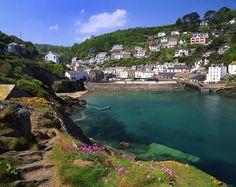 Downsized Image [UK, Cornwall, Looking Towards Polperro.jpg - 771kB]