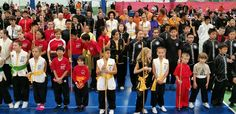 """Here is a photo shared by Pamela Grigg from the ICMAC """"New England"""" Chinese Martial Arts Championship held on October 11, 2014.  Follow us on Pinterest!"""