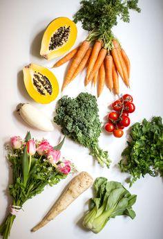 Veganství - recepty/jak začít