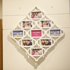 Encontre mais Moldura Informações sobre Foto da parede 6 polegada Photo frame…
