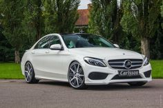 2014 Mercedes-Benz C-Class AMG Sports by Carlsson