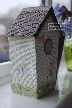 Adorable bird house