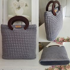 Hey, I found this really awesome Etsy listing at https://www.etsy.com/listing/456819064/crochet-handbag