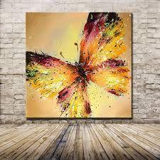 Resultado de imagen para pinturas al oleo de mariposas
