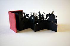 miniature artist book