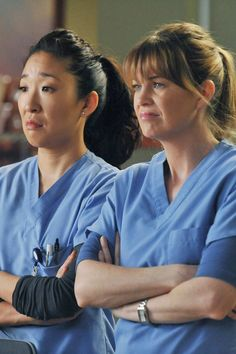Pin for Later: Grey's Anatomy: 16 Meredith and Cristina Moments That Will Make You Think of Your Person