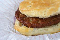 Burger King Copycat Recipes: Homemade BK Sausage