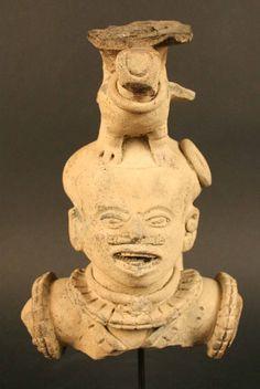 cultura La Tolita se extendió por la costa desde la zona de Esmeralda en Ecuador hasta la Región de Tumaco en Colombia