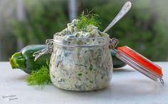 Zucchini Salad, Tofu, Food And Drink, Keto, Canning, Recipes, New York, New York City